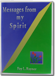 Serenity Spa Book - Messages from my Spirit