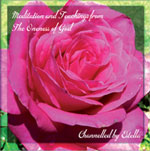 Nw Age | Channelled Meditations & Healing CD Cover | Serenity Lodge Day Spa Newcastle, Lake Macquarie, Central Coast
