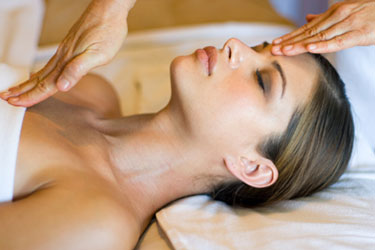 Life's healing energy massage and chakra balance package for inner peace and calmness